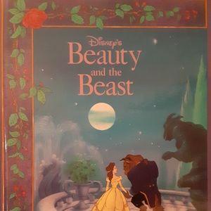 ⚘Vtg. 1991 Beauty & The Beast
